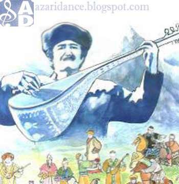 دانلود آهنگ سنتی آذری